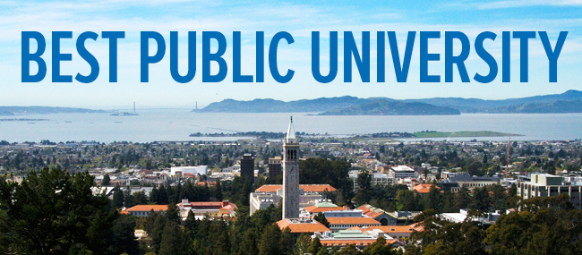 U.S. News rates Berkeley world's top public, fourth-best overall